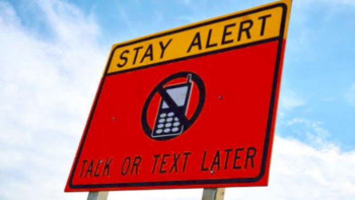 Texas Ranked 17th Worst Offender For Phone-Distracted Drivers